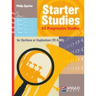 SPARKE P. STARTER STUDIES EUPHONIUM