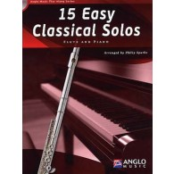 15 EASY CLASSICAL SOLOS FLUTE