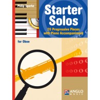 SPARKE P. STARTER SOLOS HAUTBOIS