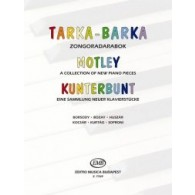 TARKA-BARKA A COLLECTION OF NEW PIECES PIANO
