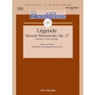 WIENIAWSKI H. LEGENDE OP 17 VIOLON