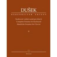 DUSSEK J.L. SONATES COMPLETES VOL 2 PIANO