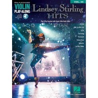 LINDSEY STIRLING VIOLIN PLAY-ALONG VOL 45 HITS