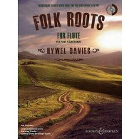 DAVIES H. FOLK ROOTS FOR FLUTE