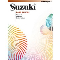 SUZUKI BASS SCHOOL VOL 2