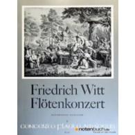 WITT F. FLOTENKONZERT FLUTE