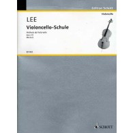 LEE S. METHODE DE VIOLONCELLE OP 30