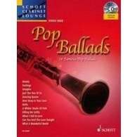 MAUZ R. POP BALLADS CLARINETTE