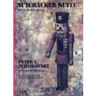TCHAIKOVSKY P.I. THE NUTCRACKER SUITE: ARABIAN DANCE 4 SAXOPHONES