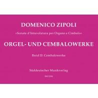 ZIPOLI D. ORGEL UND CEMBALOWERKE VOL 2 ORGUE