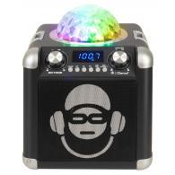 iDance Party Cube Karaoké BC100S Noir