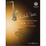 NORTON C. CONCERT COLLECTION FOR SAXOPHONE ALTO