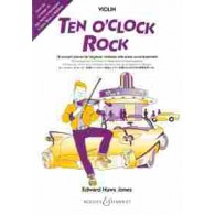 HUWS JONES E. TEN O'CLOCK ROCK VIOLON