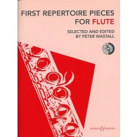 WASTALL P. FIRST REPERTOIRE PIECES FOR FLUTE