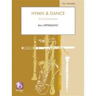 APPERMONT B. HYMN & DANCE CLARINETTE
