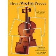 SHORT VIOLIN PIECES VIOLON