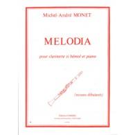 MONET M.A. MELODIA CLARINETTE