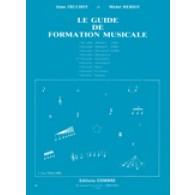 TRUCHOT A./MERIOT M. LE GUIDE DE FORMATION MUSICALE VOL 5