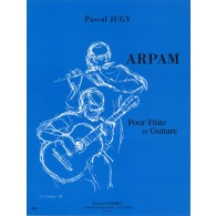 JUGY P. ARPAM FLUTE ET GUITARE