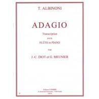 ALBINONI T. ADAGIO FLUTE