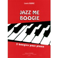 BORIE L. JAZZ ME BOOGIE PIANO