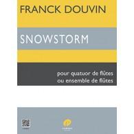 DOUVIN F. SNOWSTORM FLUTES