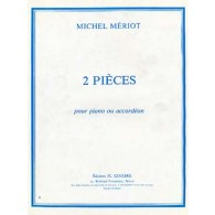 MERIOT M. 2 PIECES ACCORDEON