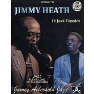 AEBERSOLD VOL 122 JIMMY HEATH 14 JAZZ CLASSICS