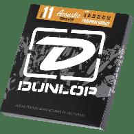 JEU DE CORDES ACOUSTIQUE DUNLOP STRINGS DAP1152 PHOSPHOR BRONZE 11/52