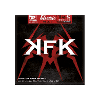 JEU DE CORDES ELECTRIQUE DUNLOP STRINGS KKN1052 SIGNATURE KERRY KING 10/52