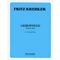 KREISLER F. LIEBESFREUD VIOLON