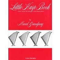 GRANDJANY M. LITTLE HARP BOOK HARPE