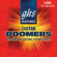 JEU DE CORDES ELECTRIQUE GHS STRINGS GBLOW BOOMERS FILE ROND 11/53
