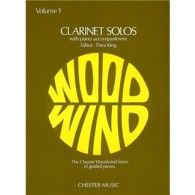 CLARINET SOLOS VOL 1