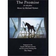 FORMAT THE PROMISE MICHAEL NYMAN PIANO SOLO