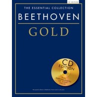 BEETHOVEN GOLD ESSENTIAL 1 PIANO