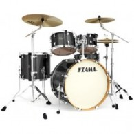 TAMA VD52KRS-BCB SILVERSTAR BRUSHED CHARCOAL BLACK