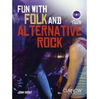 FUN WITH FOLK AND ALTERNATIVE ROCK SAXO ALTO