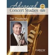 SMITH P. ADVANCED CONCERT STUDIES TROMPETTE
