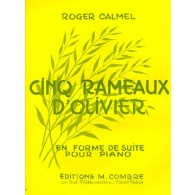 CALMEL R. RAMEAUX D'OLIVIER PIANO