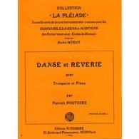 POUTOIRE P. DANSE ET REVERIE TROMPETTE