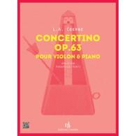 COERNE L.A. CONCERTINO OP 63 VIOLON