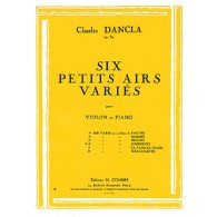 DANCLA C. PETIT AIR VARIE N°4 VIOLON