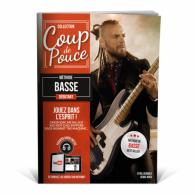 ROUX D. COUP DE POUCE VOL 1 GUITARE BASSE