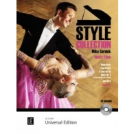 CORNICK 'S STYLE COLLECTION WALTZ TIME PIANO