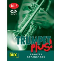 TRUMPET PLUS VOL 2 STANDARDS