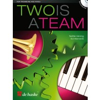 TWO IS A TEAM TROMBONE