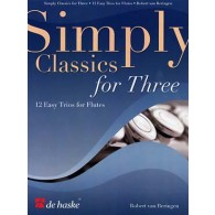 SIMPLY CLASSICS FOR THREE FLUTES