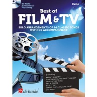 BEST OF FILM & TV VIOLONCELLE