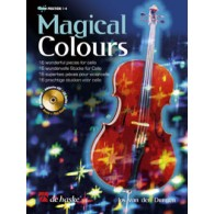MAGICAL COLOURS VIOLONCELLE